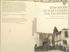 """""""Es war einmal ein Palästina"""", von Tom Segev"""