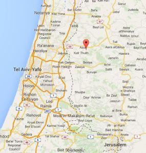 Israel in Großansicht