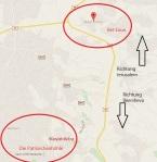 Zur Ortskarte Kiryat Arba / Bet Enun