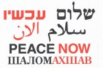 Peace Now logo