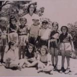 Kinder aus Kfar Etzion