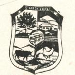 Das Symbol von Kfar Etzion 1933