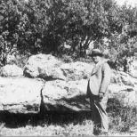 Shmuel Zwi Holzmann, Namensgeber von Gush Etzion