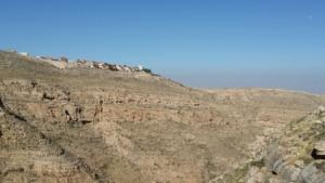 Die Siedlung Nokdim.