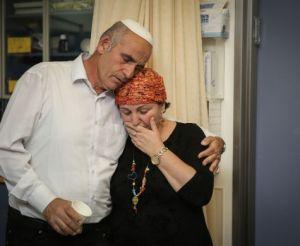 Eliezer und Sarah Rosenfeld. Quelle: srugim.co.il