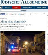 """""""Alltag ohne Normalität"""", 02.01.2013"""