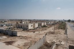 Kfar Darom nach der Zerstörung. Quelle: Gush Katif Centre/Orit Arfa.