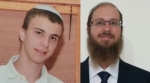 Yaakov Litman und Sohn Netane hy'd