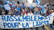 Demonstration für die Trennung von Religion und Staat in Frankreich. Quelle: Web