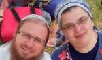 Yaakov sel.A. und seine Frau Noa