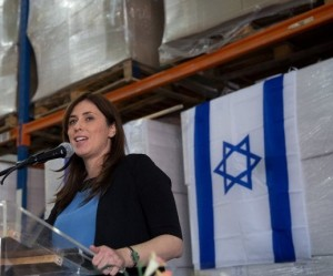 Zipi Hotovely. Foto: Times Of Israel