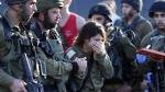 Die Offizierin am Tatort. Foto: Ynet