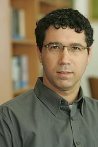 Rabbiner Chaim Navon. Quelle: Wikipedia
