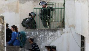 Einzug ins Haus. Quelle: AFP (Haaretz)