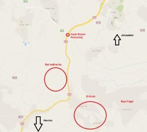 Auf der Karte