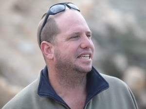 Yaron Rozental, Direktor der Wanderschule (Quelle: NRG)