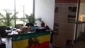 Äthiopienarbeit Fassika - Stand