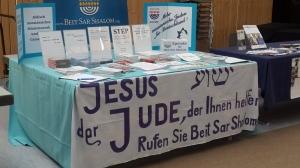 Beit Sar Shalom-Stand