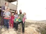 Familie Shaag aus Amona, NRG