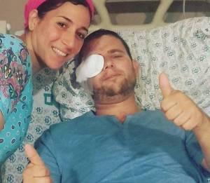 Shuki Gilboa und seine Frau Shulamit. Quelle: Kikar Hashabat