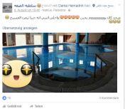 Das Hayat-Bad in Nablus. Beneidenswert. (Quelle: Facebook)