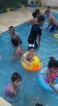 Schwimmbad in Ramallah. Foto: Facebook