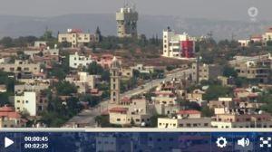 Palästinenser leiten unter Wassermangel und die Tagesschau unter Qualitätsmangel ihrer Berichterstattung. Screenshot aus dem Beitrag.