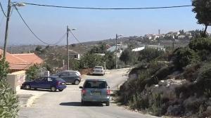Straße in Netiv Avot. Quelle: Ynet