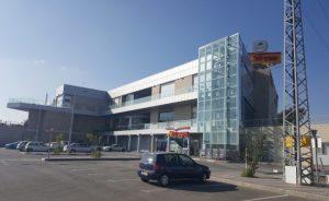 Das Einkaufszentrum. Foto: Gush Etzion Tourism