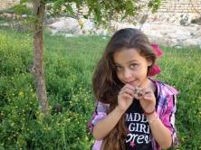 Janna Jihad Ayyad Tamimi. Niedlich, die Kleine, oder? Quelle: Palestina Libre