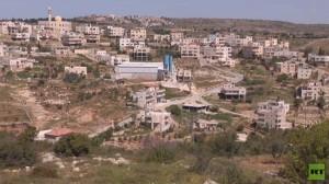 Das Dorf Wadi Niss. Quelle: RT