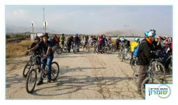 Ausflug für Samaria-Jugendliche. Foto: Regionalverwaltung Samaria