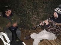 Nachts in Amona. Foto: Roni Knafo, Walla