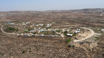 Amona. Quelle: Tomriko, Ynet