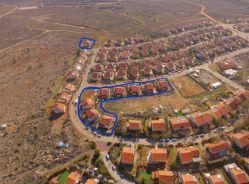Die zum Abriss verurteilten Häuser in Ofra, Binyaminregion